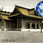 1939-1941 | Храм в честь павших воинов (юго-восток)