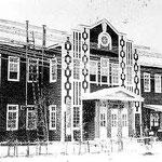 1921 | Поскольку первое здание (1908) было утрачено в результате пожара в 1921 году, второе почтовое отделение было построено сразу
