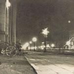 1930-1935 | Вид на улицу Оодори от почтамта г.Тойохара (север)