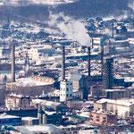 2013 | целлюлозно-бумажный комбинат Тоёхара Карафуто | Toyohara-oji