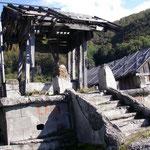 2000-е   Бошняково/ Школьный павильон школы посёлка Нисисакутан