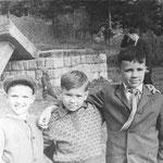 1965 | Верхняя площадка Царюхи (юго-восток)