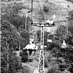 1975 | Канатно-кресельная дорога