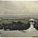 1928 | Вид на Тойохара от храма Карафуто дзиндзя (запад)
