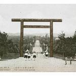 1940 | Храм Карафуто Дзинзя (восток)