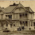 1920-1930 | первое здание японского музея в г. Тоёхара, открытого в 1917 г. (ю-восток)