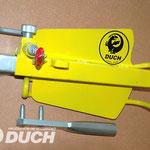 Cepo Duch IRP (Bloqueador exterior plegable para rueda de vehículos)