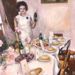 Souvenirs - 40x40cm - oil on canvas  - 2020
