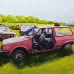 Etude 150x180cm - oil on canvas  - 2020