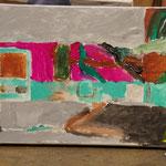Atelier peinture sur toile // Galerie l'Envers , Bordeaux