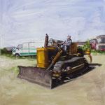 Michel 115x90cm  - oil on canvas  - 2019