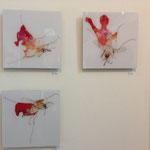 Hallet 7 Ein weiterer Koreaner J. Jung mit Mückenbildern