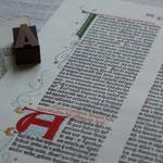 Manufaktur - historische Druckerzeugnisse