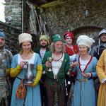 August 2020 Burg Ehrenfels  ... welch eine Ehre....