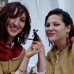 2012 Bellinzona La Spada nella Rocca ohohoh huuuu da wird mir ja ganz.... bei den Hübschlerinnen.....