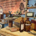 2015 Beaumonde  Besuch bei Dan Aetherman und seinen Steampunk-Werken