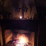 2015 Im November im Ritterhaus zu Uerikon   ... aber dafür schön warm...