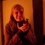 2015 Meduna  zu Besuch bei jemand ganz Besonderen