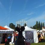 2015 Römerfest Augusta Raurica  ahhh das sind sie nun also, die Römer