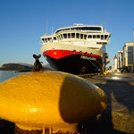 2017 Oktober unterwergs mit der MS-Trollfjord auf Hurtigruten  ...die MS-Trollfjord...