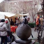 2012 Stein am Rhein  immmmmer schön im gleichgewicht bleiben gell..