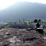 2012 Bellinzona La Spada nella Rocca  FREIHEIIIIIIIT!