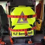 HLF20 Beverstedt Mannschaftsraum