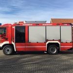 HLF20 Beverstedt Fahrerseite