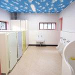 幼児室棟トイレ