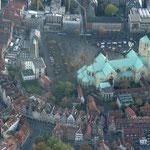 Domplatz und Prinzipalmarkt