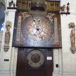 Astronomische Uhr im Dom