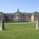 Schloss der Universität Münster