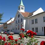 Methodistenkirche in Posebyen