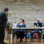 Témoignages de Christiane et Bernard interrogés par Philippe Delachaussée
