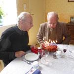 Les PP. Jean du Mesnil et Claude ont soufflé de concert