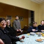 Rosemay, Anne-Sophie Leroux, Ombeline de Prat et ses enfants