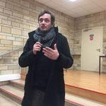 Kévin Bodé pour Réfugiés Solidarité Durable