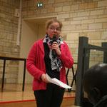 Céline Letertre, membre du conseil pastoral