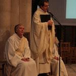 Mot d'accueil du Père Loïc Gicquel des Touches