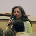 Marie Blin de la pastorale des migrants