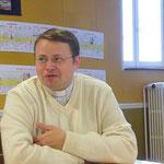Le P. Jean-Marie Simar, membre de l'Oeuvre de Jésus Souverain Prêtre, est le tout-nouveau recteur du sanctuaire d'Alençon