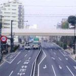 環7から見た橋