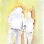 Negativmalerei - 28,5 x 21, 2010