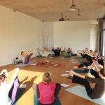 yoga meets massage 2012