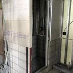 5Fシャワー室防水下地