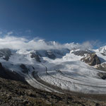 Morteratsch Glacier - Pontresina (Switzerland)