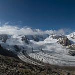 Morteratsch Glacier - Pontresina (Switzerland)
