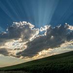 Schleitheim (Switzerland) - Impressive Sunbeams     © Stephan Stamm