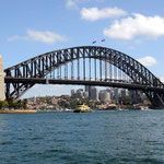 Harbour Bridge, Sydney NSW