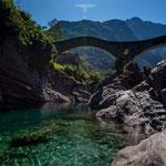 Ponte dei Salti, Valle Verzasca, Ticino (Switzerland)     © Stephan Stamm